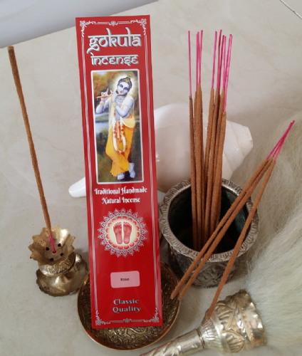 Rose Incense Sticks - 20 grams